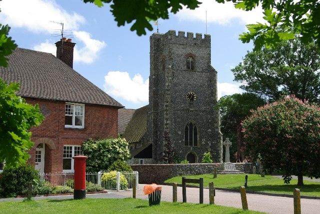 Village Church, Chartham