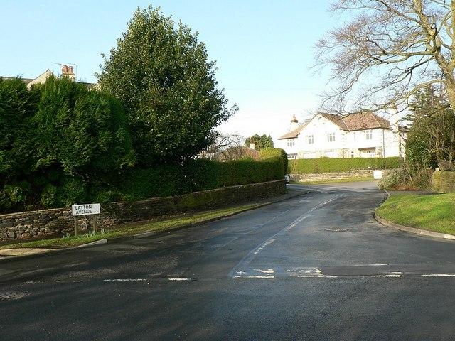 Layton Avenue, Rawdon