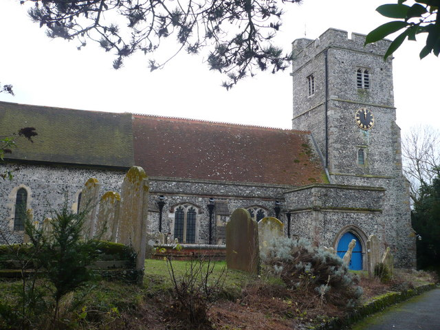 St. Peter and St. Paul's Church, Boughton-under-Blean