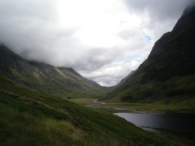 View of Glen Coe