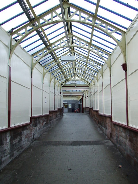 Station arcade