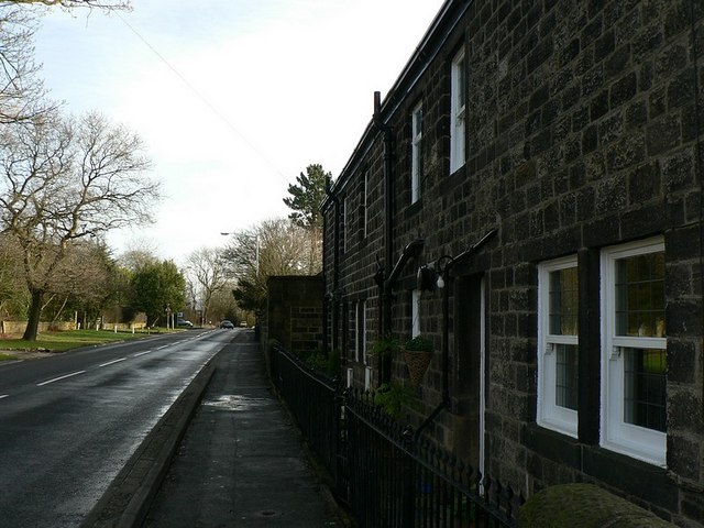 Terrace cottages, Layton Road, Horsforth