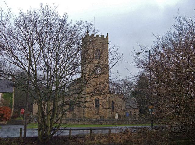 All Saints Parish Church, Lanchester