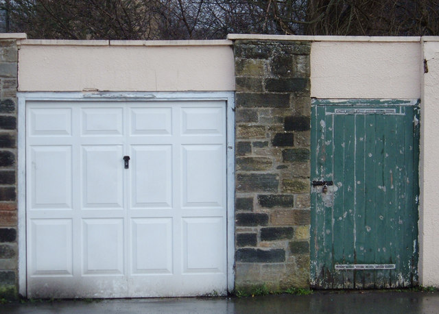 Two Doors in Lanchester