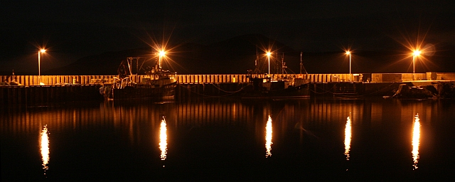 Boats at Port Crannaich