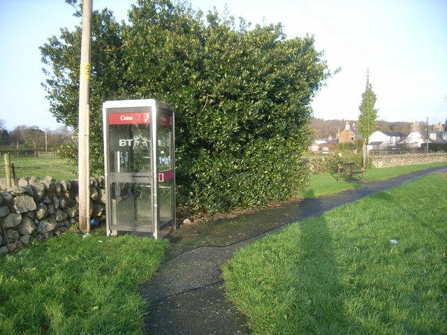 New Abbey Telephone Kiosk