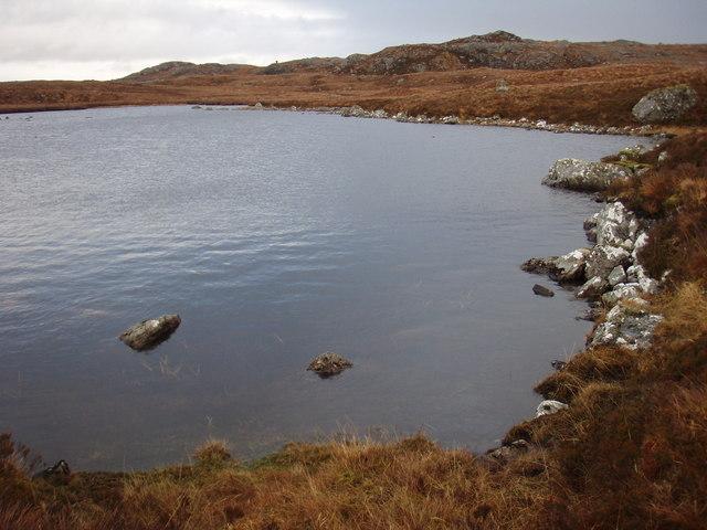 Southern end of Loch Fada