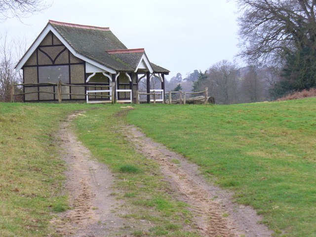 Pavilion by Barnett Hill