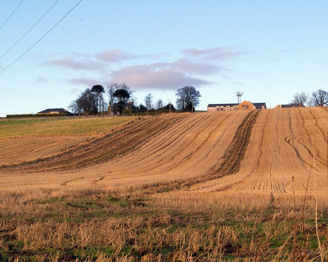 South Powrie Farm and Farm Lands