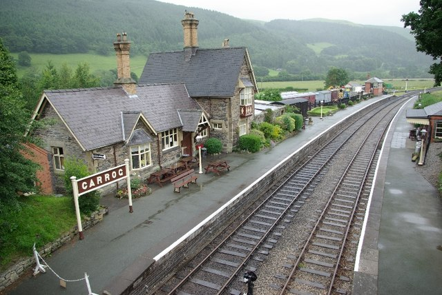 Carrog Railway Station