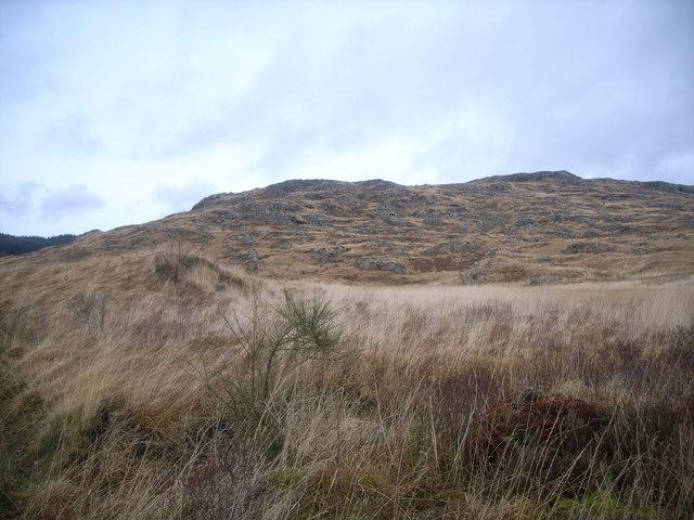 The Glen of Palnure Burn