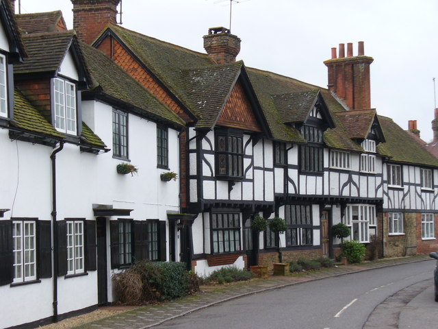 The Street, Wonersh