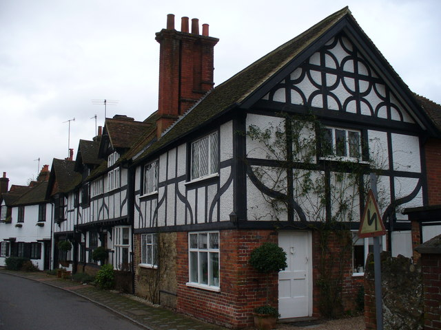 Wonersh, The Street