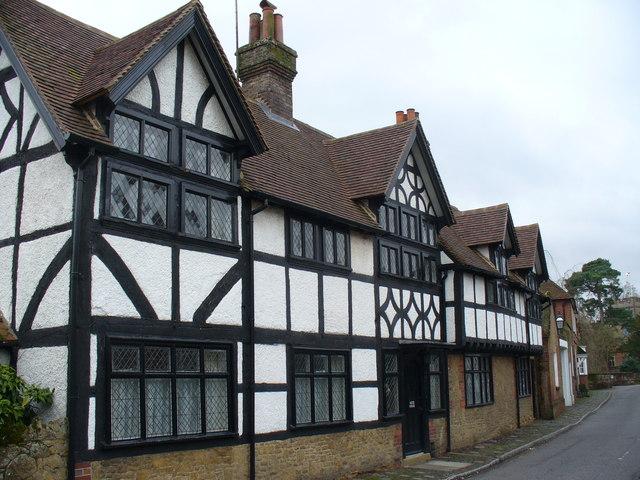 Cottages, Wonersh