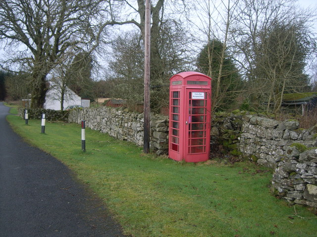 Knowe Telephone Box