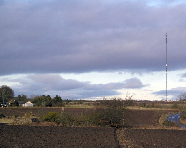 Wireless Station at Harecairn, Angus