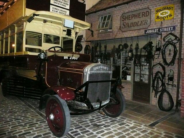 Milestones - Hampshire's living history museum