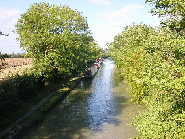 Flecknoe-Grand Union Canal