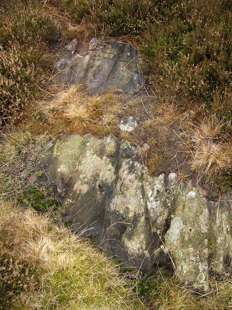Glacial striations