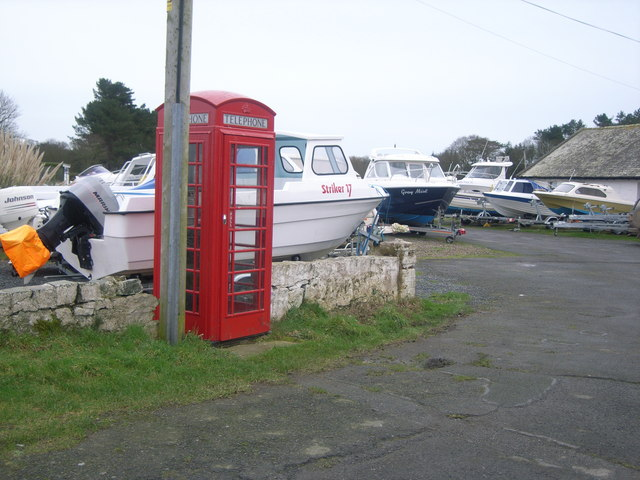 Ardwell Telephone Box