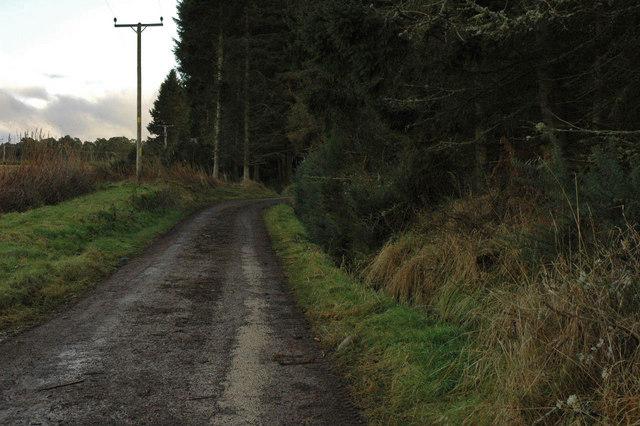 Unclassified road