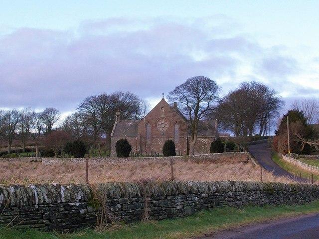 Carmyllie Church