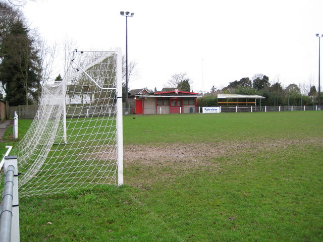 Cockfosters Football Club: Chalk Lane ground