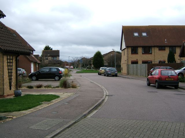 Robin Close, Fallowfield, Sandy