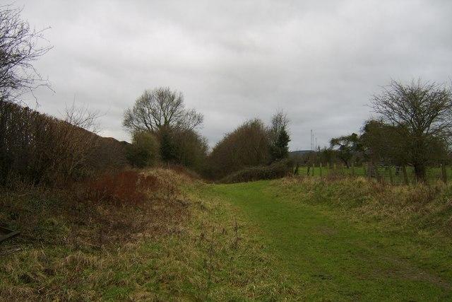 Disused Railway/Canal