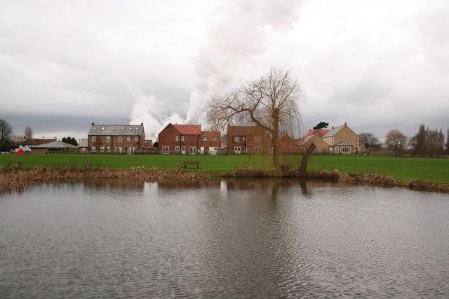 Abbey Park pond