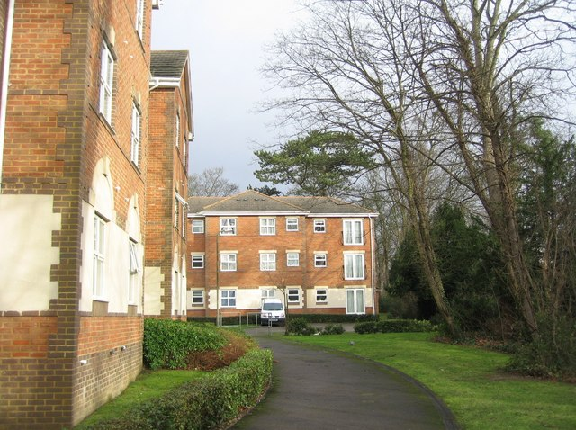 Apartment block - Regent Court