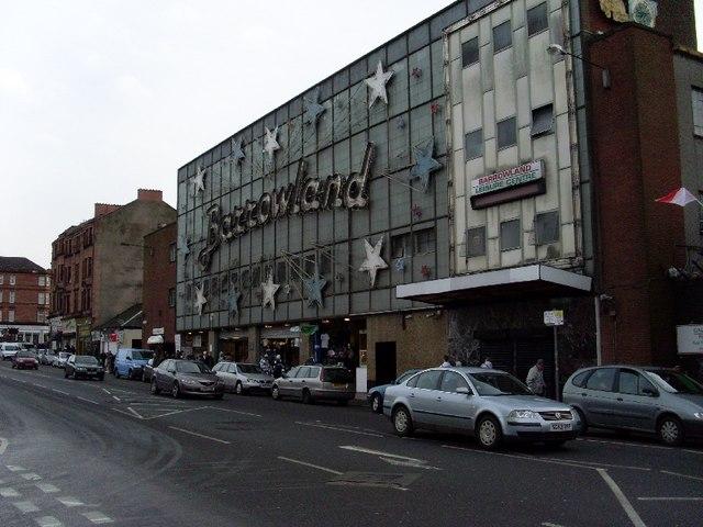 Barrowlands, Glasgow