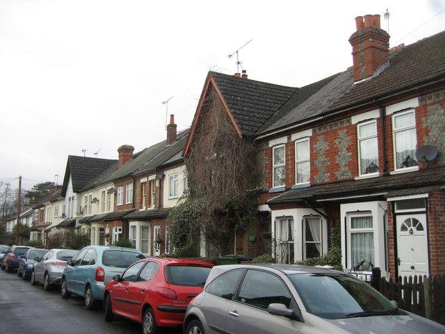 Coronation Road housing