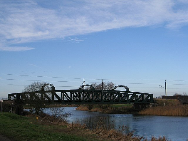 Railway Bridge over the Great Ouse