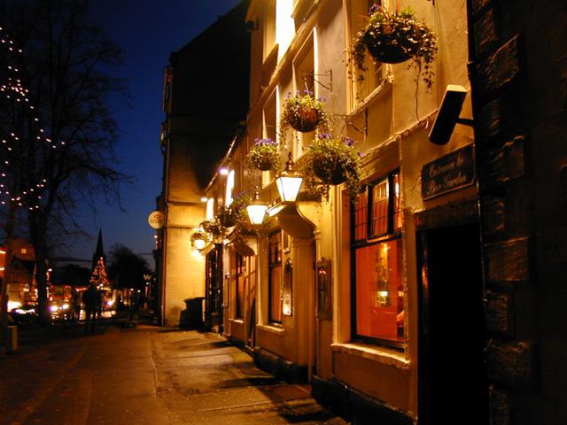 The Eagle Vaults Inn, Market Square, Witney