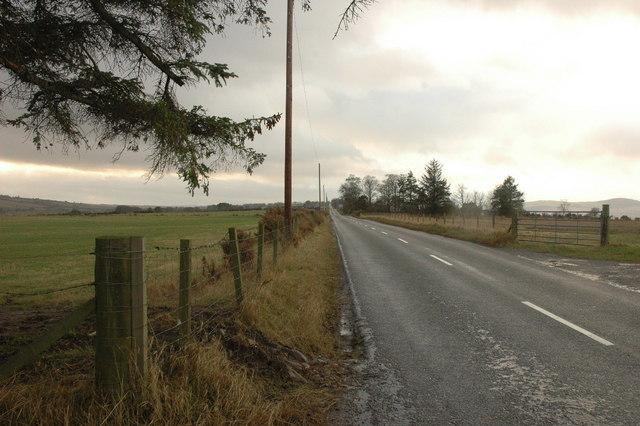 B9163 near Cullicudden