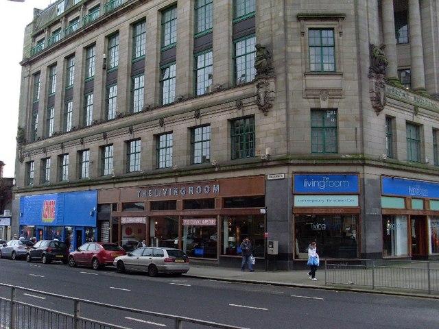 Mercat Building, Gallowgate