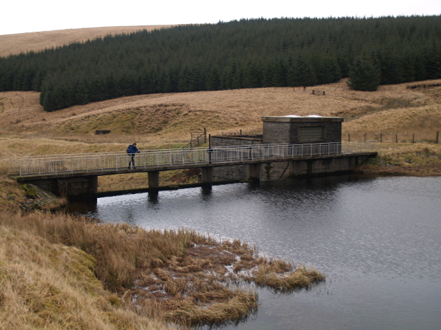 Small Reservoir, Fingland Burn