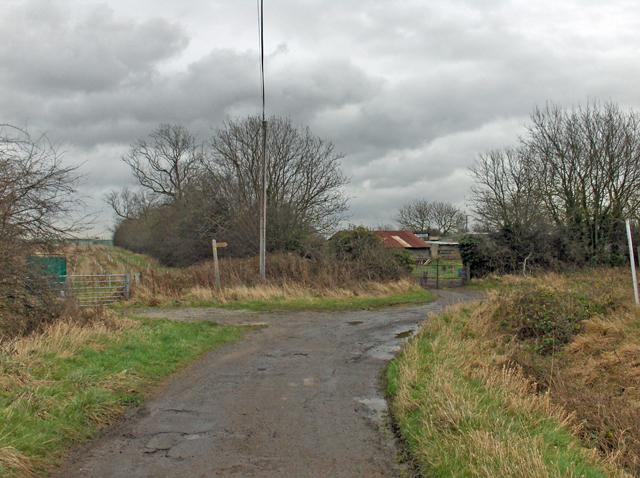 Near East End Farm