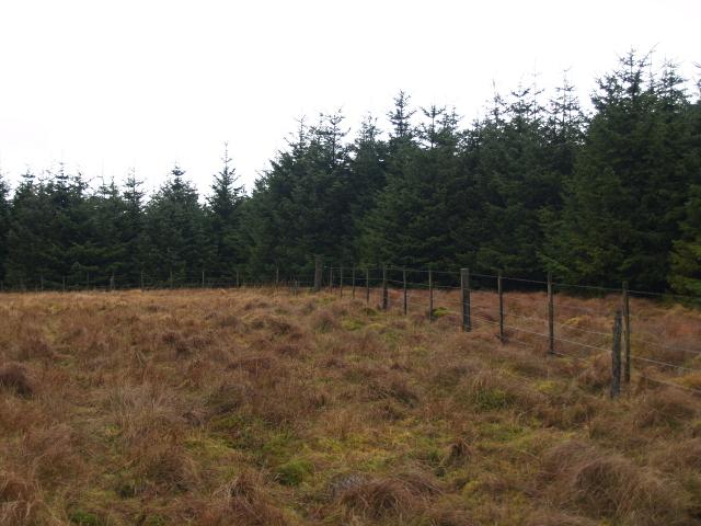 Summit, Glengonnor Hill