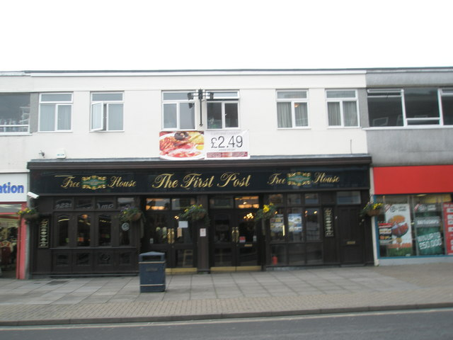 "The Pub known as ""John Menzies"""