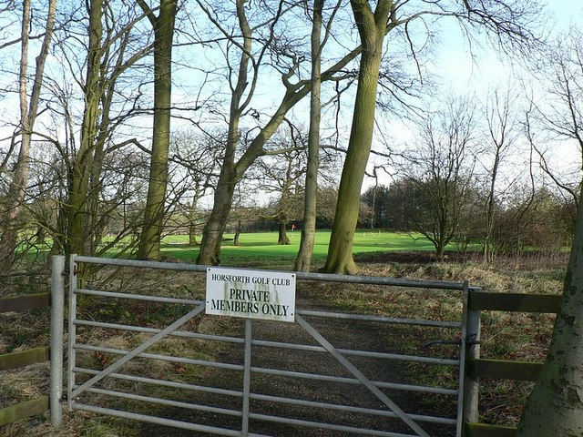 Gate, Horsforth Golf Club