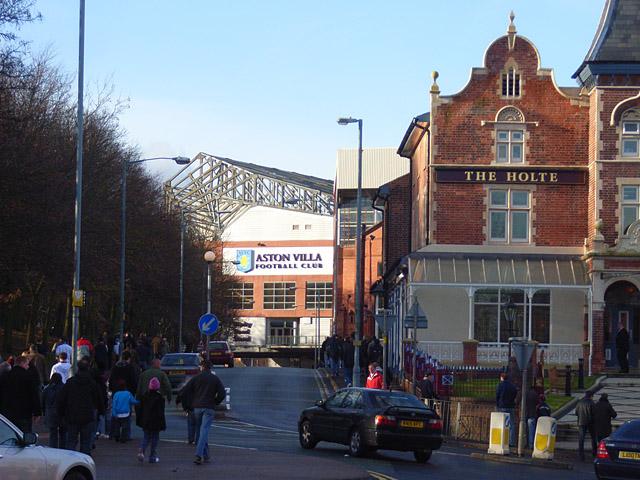 Trinity Road, Aston