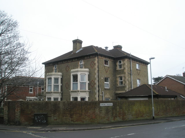 Large house converted into six flats