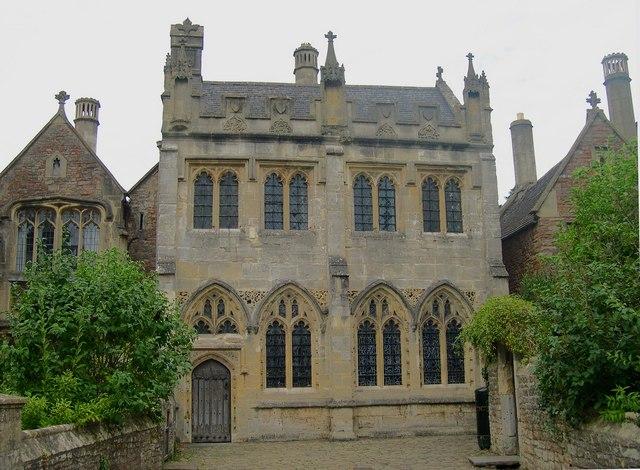 Bishop Bekynton's Chapel, Vicars' Close, Wells
