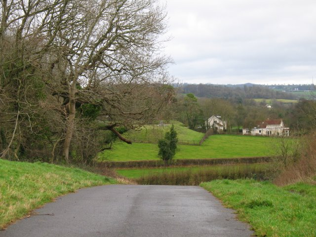 Reservoir from Lime Kiln Lane