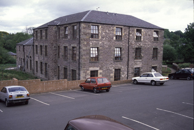Springbank Mills (converted)
