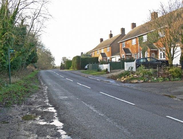 Hinckley Road, Aston Flamville