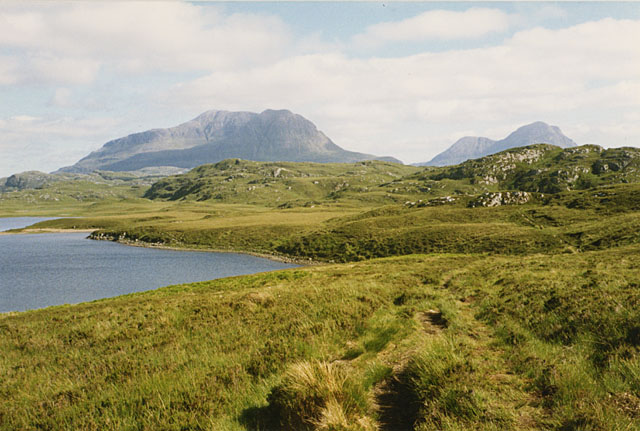 Path by Fionn Loch