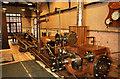 SE2734 : Steam engine, Armley Mills by Chris Allen